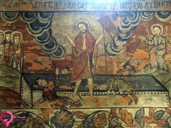 La Iglesia de Madera mejor decorada de Rumanía