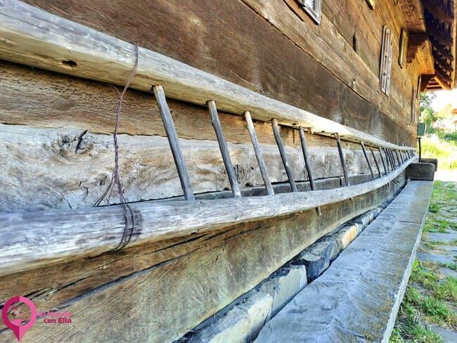 Construcciones en Madera en Maramures
