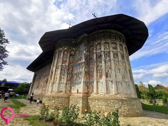 Iglesias de Moldavia