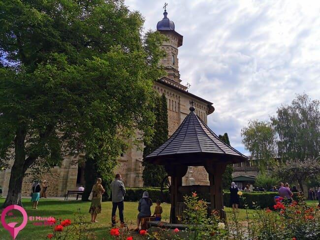 La Iglesia más esbelta de Rumanía