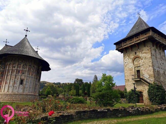 Datos útiles para visitar las Iglesias de Bucovina