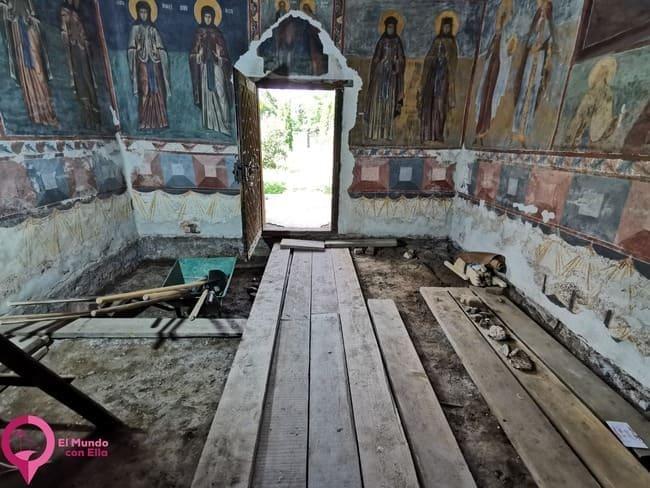 Iglesias medievales de Rumanía
