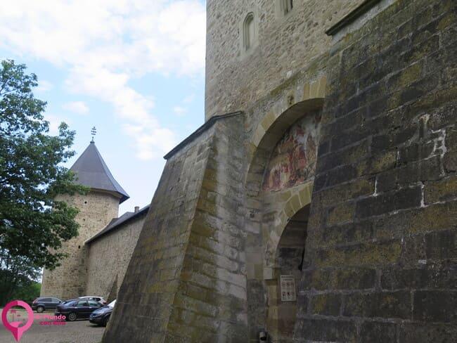Datos útiles sobre los Monasterios Pintados de Bucovina