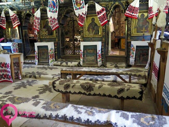 Horario en las Iglesias de Madera de Maramures