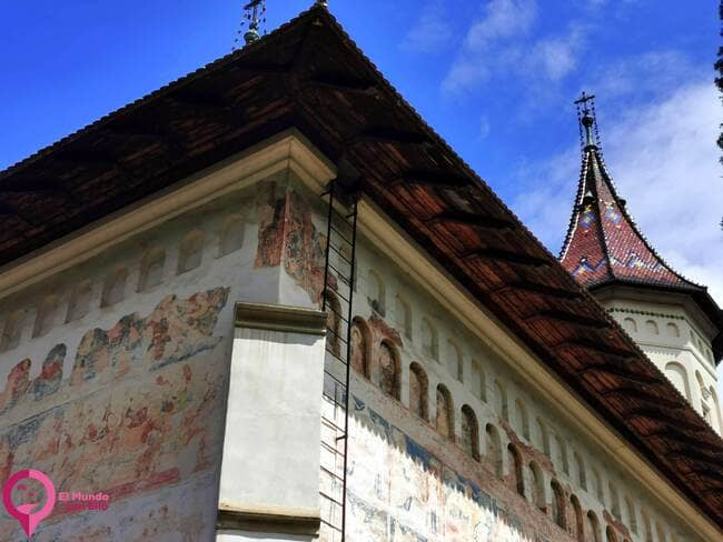 Saint John the New Monastery Suceava